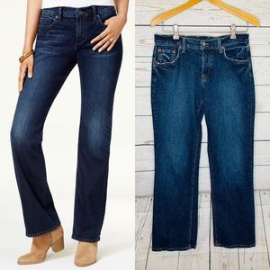 """Lucky Brand Easy Rider Wide Leg Jeans 27"""""""